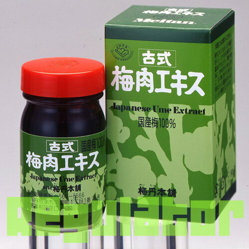 Traditional plum meat extract 90 g