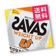 《送料無料》【SAVAS】 ザバス ウェイトアップ バナナ味 (約60食分 1260g) zavas