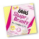 【SAVAS】ザバス シェイプ&ビューティー ミルクティー風味 210g (約15食分) zavas