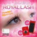 ROYAL LASH Dカール 0.5g 2000本入【太さ:0.15...