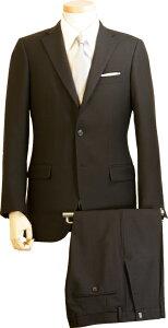 フォーマル FORMAL スーツ Suit メンズ Men's 男性用【新世代ストレッチ 超黒ブラック】ノッチ...