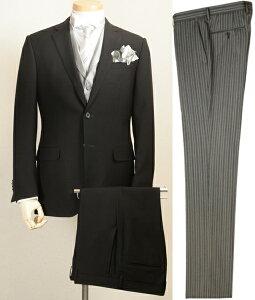 c34c709167d51 ディレクターズ スーツ セット(ブラックスーツ上下&コールパンツ&ベストの4点セット