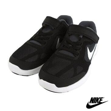 NIKE(ナイキ) ナイキ レボリューション 3 PSV(17-22cm) スニーカー 靴 子供 男の子 女の子 高学年
