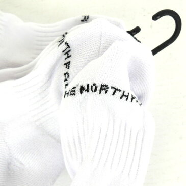 THE NORTH FACE(ノースフェイス) パフォーマンスドライ 3Pアンクルソックス 3足セット(13-21cm)かわいい 子供服