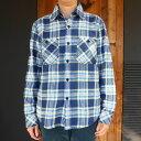 【SALE 50%OFF】GAIJIN MADE(ガイジンメイド)CHECK シャツ(S) メンズ レディース
