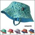 【DM便送料無料】PATAGONIA(パタゴニア)Baby Sun Bucket Hat (48-53) ハット 帽子 おしゃれ キッズ 男の子 女の子 かわいい 子供服