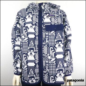 PATAGONIA(パタゴニア)K's Baggies Jkt(110-165) 【送料無料】 ナイロンジャケット おしゃれ キッズ 男の子 女の子 かわいい 子供服