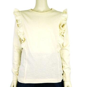 SERAPH (セラフ) 長袖フリルTシャツ (100-140) 長袖Tシャツ 女の子 子供服