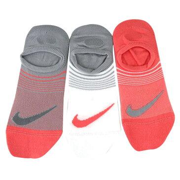 NIKE (ナイキ) 3P WT DRI-FIT ライトウエイト トレインソックス 3足セット(21-25cm) 靴下 おしゃれ ジュニア レディース かわいい