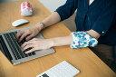 【公式】Jimu fab ジム ひじうでサポート [ クッション オフィス用 デスクワーク リストレスト ハンドクッション アームレスト パソコン ひじうでサポート ひじ腕サポーター かわいい PC用品 PC作業 手首 キーボード 腰痛対策 座布団 骨盤矯正 ジムファブ ]