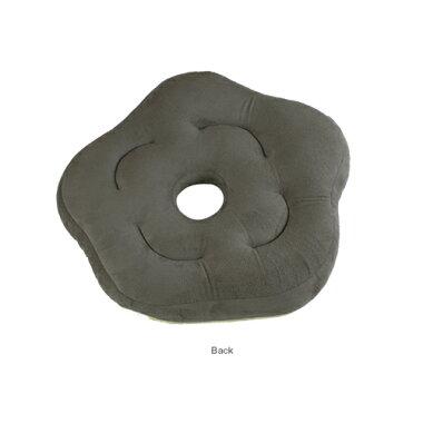【あす楽】ダイニング・オフィスで活躍ふわふわの花びらでおしりを包むシートクッション│リラクシアポピー[relaxiaPoppy][クッション大きいおしゃれ丸型ビーズ可愛いふわふわ座布団北欧]