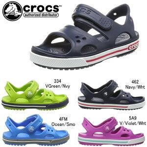 bda685456c9210 クロックス クロックバンド 2.0 サンダル PS crocs crocband 2.0 sandal PS 14854 キッズサンダル 子供 キッズ  ベビー靴 男の子 女の子 ス.