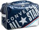 コンバース エナメルショルダー L ネイビー/シルバー con-c1612052-2913 CONVERSE