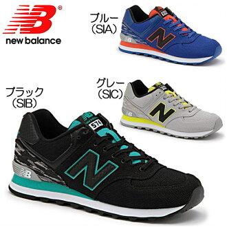 新平衡復古鞋女裝男裝運動鞋新平衡 ML574 男式女式新平衡-