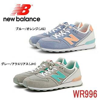 New Balance新平衡WR996女士運動鞋正規的物品JG/JH WR996女士運動鞋 ●