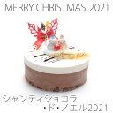 送料無料 クリスマスケーキ2021シャンティショコラ・ド・ノ