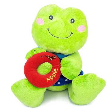 ディブルスフロッグ ラトルリングセット ベビーグッズ おもちゃ 女の子 出産祝い 男の子 出産祝い ギフトおすすめ RUSS ラス 正規代理店