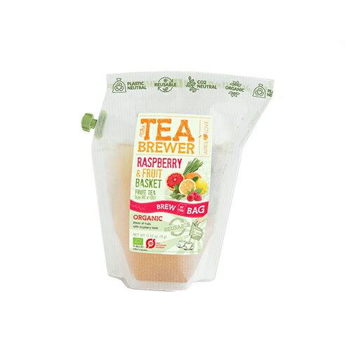 茶葉・ティーバッグ, 紅茶 RASBERRY AND FRUIT BASKET() BREW COMPANY