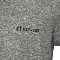 HANGTEN(ハンテン)_メンズ_クルーネック半袖Tシャツ【チャコール(CHARCOAL)】_HT-TS-007