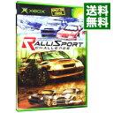 【中古】Xbox RalliSport Challenge