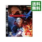 【中古】PS3 Devil May Cry 4