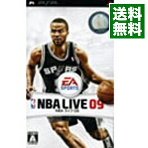【中古】PSP NBAライブ 09