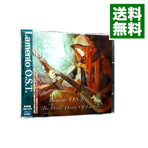 CD, ゲームミュージック Lamento OSTThe World Devoid Of Emotion 2CD
