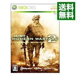 【中古】Xbox360 コール オブ デューティ モダン・ウォーフェア2