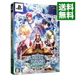 【中古】PSP 【ドラマCD・冊子同梱】SNOW BOUND LAND 初回限定版