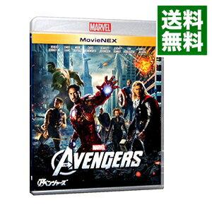中古  Blu−ray アベンジャーズMovieNEX(Blu−ray+DVD)[デジタルコピーコード使用・付属保証なし]/ジ