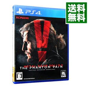 プレイステーション4, ソフト PS4 METAL GEAR SOLID VTHE PHANTOM PAIN