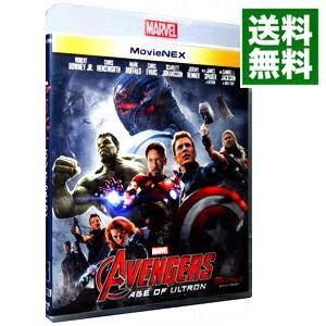 中古  Blu−ray アベンジャーズエイジ・オブ・ウルトロンMovieNEX(Blu−ray+DVD)[デジタルコピーコード
