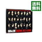 【中古】【2CD+Blu−ray】「HiGH&LOW」ORIGINAL BEST ALBUM / 三代目 J Soul Brothers/GENERATIONS/EXILE THE SECOND 他