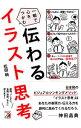 【中古】【全品10倍!4/15限定】一瞬で心をつかむ伝わるイラスト思考 / 松田純(1977−)
