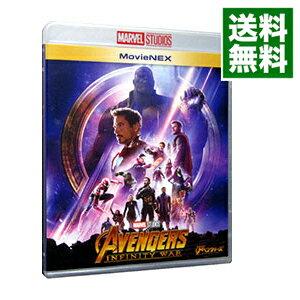 中古  Blu−ray アベンジャーズインフィニティ・ウォーMovieNEX(Blu−ray+DVD)[デジタルコピーコード使