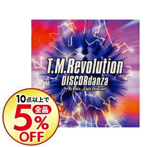 【中古】DISCORdanza Try My Remix−Single Collections / T.M.Revolution