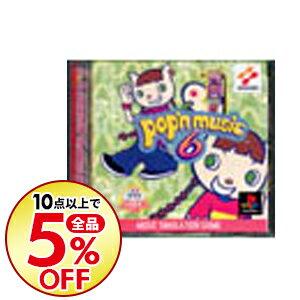 【中古】PS ポップンミュージック6