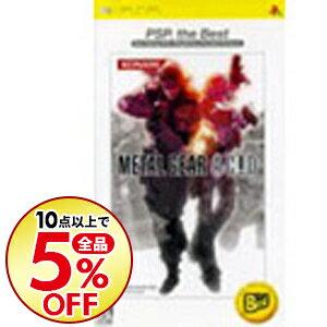 プレイステーション・ポータブル, ソフト PSP METAL GEAR ACD PSP the Best