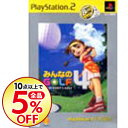 【中古】PS2 みんなのGOLF4 PS2 the Best