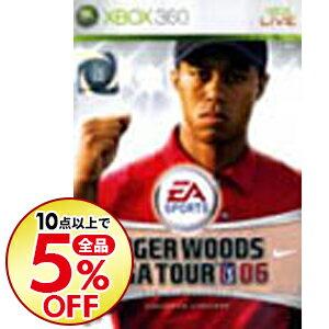 【中古】Xbox360 タイガーウッズ PGA TOUR 06