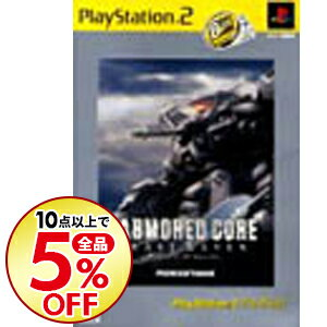 プレイステーション2, ソフト PS2 ARMORED CORE LAST RAVEN PS2 the Best