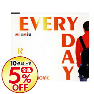 【中古】EVERYDAY / miumiu