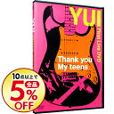 【中古】Thank you My teens / YUI【出演】