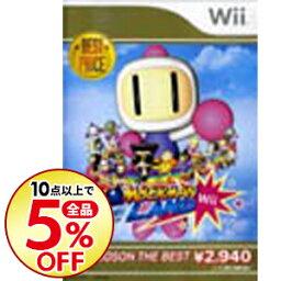 【中古】Wii ボンバーマンランドWii ハドソン・ザ・ベスト