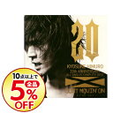 "【中古】【2CD】20th Anniversary ALL SINGLES COMPLETE BEST ""JUST MOVIN' ON""−ALL THE −S−HIT− / 氷室京介"