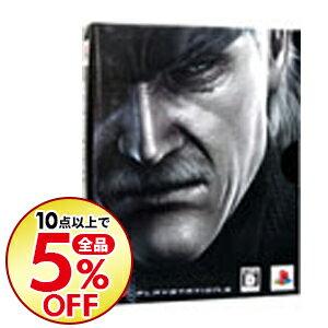 【中古】PS3 【特典映像Blu−rayDisc(専用ケース付)・化粧箱同梱】メタルギアソリッド 4 ガンズ・オブ・ザ・パトリオット スペシャルエディション(限定版)