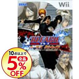 【中古】Wii BLEACH バーサス・クルセイド
