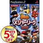 【中古】PS2 実況パワフルメジャーリーグ2009