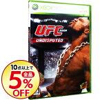 【中古】Xbox360 UFC 2009 Undisputed