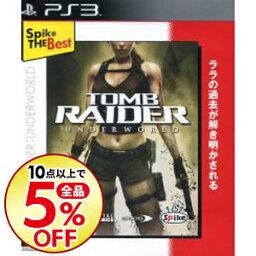 【中古】PS3 トゥームレイダー:アンダーワールド スパイク ザ ベスト